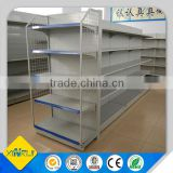 Light duty supermarket shelving grocery shelves for sale