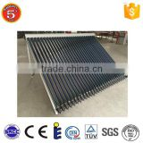 New style home solar system parabolic trough solar collector