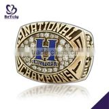 2001 Hilltops National Champions replica football championship rings