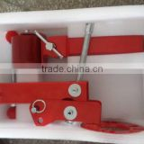 2015 new package red color fender roller fender rolling tool fender reforming tool