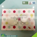 Hot selling eco-friendly OEM factory customized pp place mats                                                                         Quality Choice