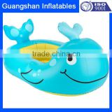 safety Inflatable Whale baby bath Tub
