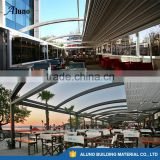 INquiry about Retractable Roof/Retractable Aluminium Pergola System With Fabric