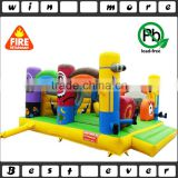 best quality hot sale inflatable jumper bed toy, kids and adult playground sport equipment for sale