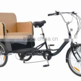 electric rickshaw/tricycle/trike/bicycle/cycle(E-TRIKE 1)