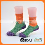 custom cotton non slip cute teen young girls boys school socks