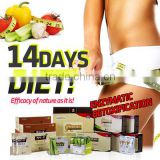 14 Days Diet Program (Megasun Gold+Alpa Greem+Bata Q) / Slimming weight loss food/organic slimming tea/herbal slimming tea