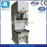 Meili YSK 25 Ton C Frame Hydraulic Press License Plate Making Machine High Quality Low Price