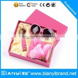 watch and glasses gift set for girls