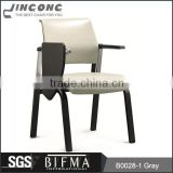 Ergonomic Training Room Chair/ Office Training Chair With Table Arm                                                                         Quality Choice