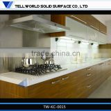 Resin Composite Kitchen Counter Top/ Artificial Stone Kitchen Worktop