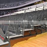 stadium seating system sport facility retractable tribune telescopic seating flex grandstand seating system. portable indoor