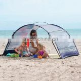 UV sun protective Family portable tent Camping Tent Waterproof beach Tent shade Outdoor Tent
