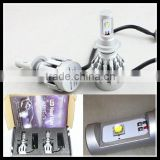 high power h8 h9 h11 all in one led headlights bulb h8 h9 h11 led headlight for hyundai elantra jeep compass