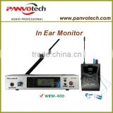 Panvotech wireless stereo in ear monitor