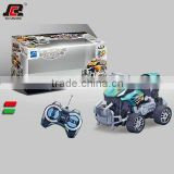 New China Hobby 4 Function RC Monster Truck RC Quad Bike Kid Car Toy Quadcopter Radio Controlled