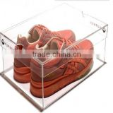 manufacture clear acrylic shoe boxes wholesale