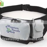 Encai Wholesale Hot Sale Travel Waist Bags / Leisure Money Belt Bag / Passport & Money & Tickets Waist Pack