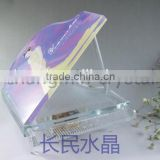 High Quality Crystal Piano Model For Souvenirs