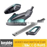handheld battery powered industrial vacuum steam cleaner