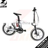 "20"" inch 6061 smooth welding technology aluminum alloy frame Disc brake bicycle bike parts free freight"