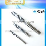 Micro grain solid Tungsten carbide CNC Twist Drill Bits,Carbide Drill bits For Harder Metal working