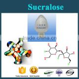 Sucralose food sugar ingredient 99% bulk sucralose sweetener