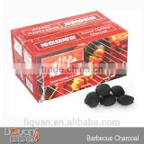 2KG Smokeless BBQ Charcoal Made by Bamboo Charcoal Powder