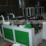 Disposable HDPE LDPE Plastic Gloves/ice cube bag/fingerstall / boot cover Making Machine