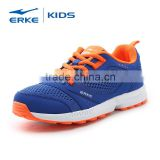 ERKE wholesale brand comfort kids vibrant lace up athletic running shoes fashion sneaker (little kid/big kid)