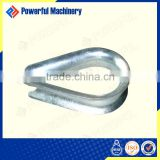 High Quality British Standard DIN6899B Cable Thimble for Lifting