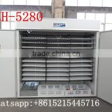 Best selling poultry egg incubator used for 5280 eggs incubator hatching machine chicken egg incubator