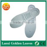 EVA Soft Foam Insole Massage Foot Shock Absorbing Insole Design Insole For Sports Shoes Foot bed Manufacturer China 2016