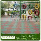 qingdao skyjade wholesale colored rubber gym flooring