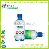 bottle shrink sleeves custom made by china manufacturer clear pvc printable heat shrink film battery heat shrink film