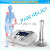 Portable physiotherapy equipment to treat pain relief medical devices