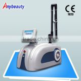 Armpit / Back Hair Removal Warts Removal Portable CO2 Fractional Laser Surgery Scar Hair Removal Removal Equipment With Medical CE And ISO Tumour Removal