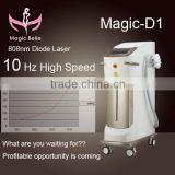 Don't hesitate, buy speed!!!!! 808nm diode laser /hair removal/CE/Beauty Equipment/Salon essential