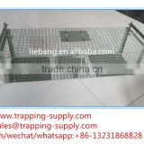 39*11*11inch Liebang Green Powder Painted Traps Galvanized Material Snare Cages Household Sundries
