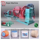 30-60mm China sisal rope manufacturing machine