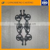 Customzied different styles Decoration aluminum metal craft for home and church