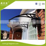 outdoor canopy awning/aluminum canopy awning/polycarbonate diy door window gazebo canopies