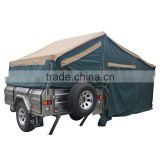 2016 fashionable soft floor folding camper trailers for sale