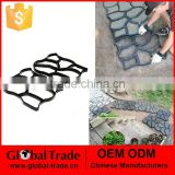 550090 Stepping Stone Mold Path Cement Form Concrete Tools