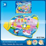 top selling products 2015 plush & musical baby floor mats with CE certificates can unpick and wash