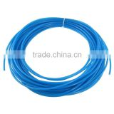 corrosion resistance pe hollow pipe 8mm*5mm blue coiled hose used for water purifier for pe hose
