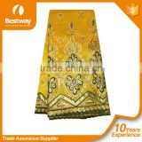 Bestway africa george fabric to selling raw silk george fabric african george fabric from indian wholesales GP0060