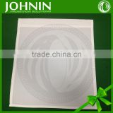 JOHNIN made high quality all weather sublimation printable blank white garden flag