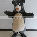 top sale adult baloo bear mascot costume