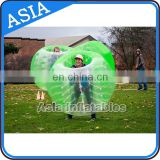 inflatable indoor football playground soccer in bubble suits bubbleballs body zorbing 2016